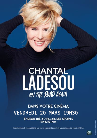"SPECTACLE: ""CHANTAL LADESOU"""