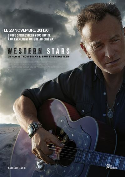 "CONCERT/DOCUMENTAIRE: ""BRUCE SPRINGSTEEN - WESTERN STARS"""