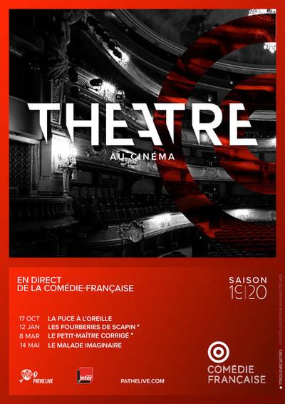 SAISON COMEDIE FRANCAISE 2019-2020