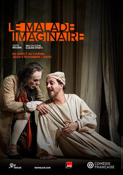 """THEATRE: """"LE MALADE IMAGINAIRE"""""""
