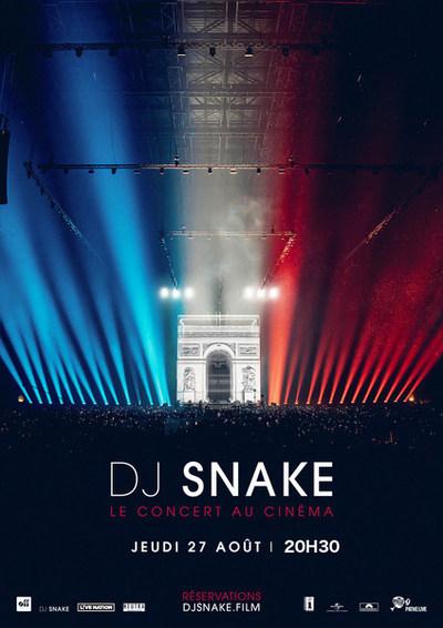 """CONCERT: """"DJ SNAKE"""""""