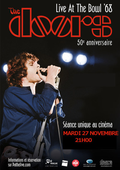 "CONCERT: ""THE DOORS - LIVE AT THE BOWL '68"""