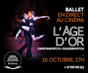 """BOLCHO� """"L'�GE D'OR"""""""