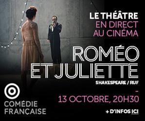 """COMEDIE FRANCAISE """"ROMEO ET JULIETTE"""""""