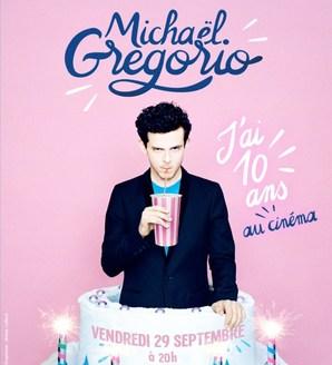 MICHAEL GREGORIO - J'AI 10 ANS