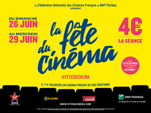 F�TE DU CINEMA 2016