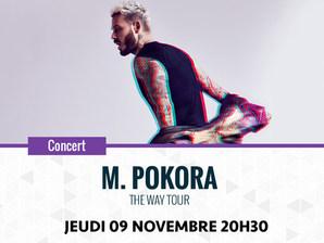 M. POKORA - MY WAY TOUR