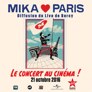 MIKA - LOVES PARIS