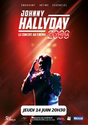 JOHNNY HALLYDAY - OLYMPIA 2000