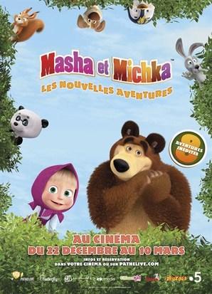 """PATHE LIVE KIDS """"MASHA ET MICHKA"""""""
