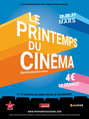 LE PRINTEMPS DU CINEMA 2020