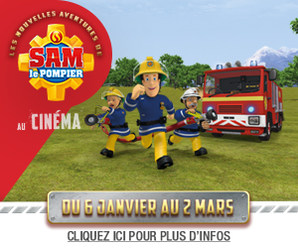 LES NOUVELLES AVENTURES DE SAM LE POMPIER